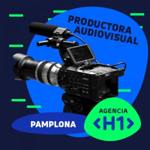 Camara de video que utilizamos para grabar los videos corporativos y de empresa
