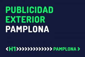 Publicidad Exterior en Pamplona