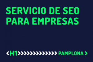 Servicio Seo para Empresas de Navarra localizadas en Pamplona